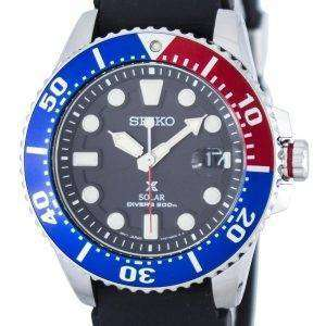 Reloj 200M SNE439 SNE439P1 SNE439P de los hombres de Seiko Prospex Solar Diver