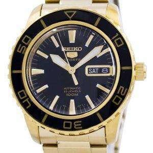 reloj Seiko 5 Sports automático SNZH60K1 SNZH60 SNZH60K hombres