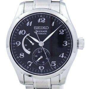 Presagio de Seiko Automatic potencia reserva Japón SPB061 SPB061J1 SPB061J Watch de Men