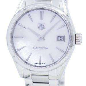 TAG Heuer Carrera cuarzo WAR1311. BA0778 Watch de Women
