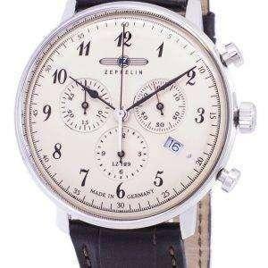 Serie de Zeppelin LZ 129 Hindenburg ED.1 Alemania hizo 7086-4 70864 Watch de Men