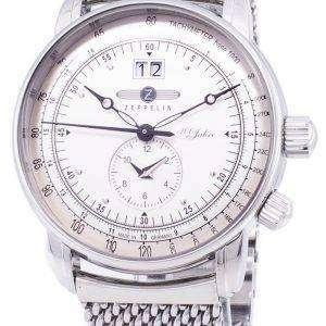 Zeppelin serie 100 años ED.1 Alemania hizo 7640M-1 M 7640 1 Watch de Men