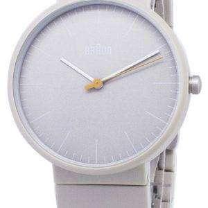 Braun BN0171GYGYG clásico reloj Unisex de cuarzo analógico