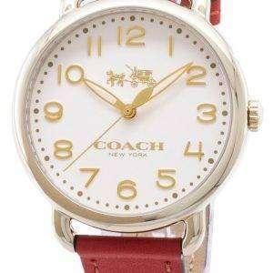 Entrenador de Delancey 14502719 cuarzo analógico Relojes de mujer