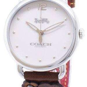 Entrenador de Delancey 14502744 cuarzo analógico Relojes de mujer