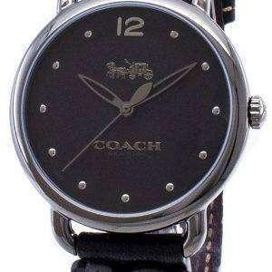 Entrenador de Delancey 14502745 cuarzo analógico Relojes de mujer