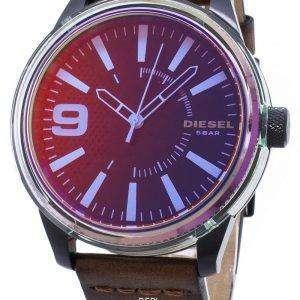 Escofina de diesel NSBB DZ1876 cuarzo analógico reloj de hombres