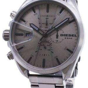 Diesel MS9 DZ4484 cronógrafo de cuarzo de reloj hombres
