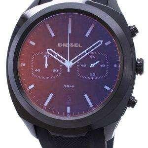 Reloj Diesel vaso DZ4493 cronógrafo de cuarzo de los hombres