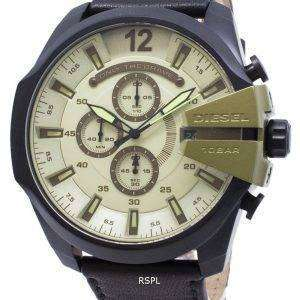 Diesel Mega jefe DZ4495 cronógrafo de cuarzo reloj de hombres