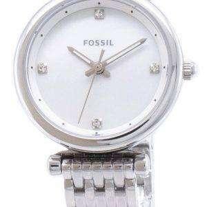 Carlie fósil ES4430 cuarzo analógico reloj de mujer