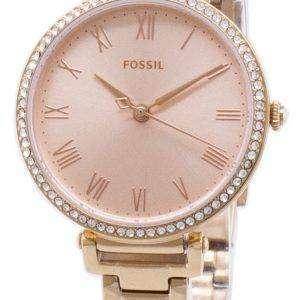 7b846d898e98 Fósiles Kinsey ES4447 diamante Acentos cuarzo reloj de mujer · +. Fossil