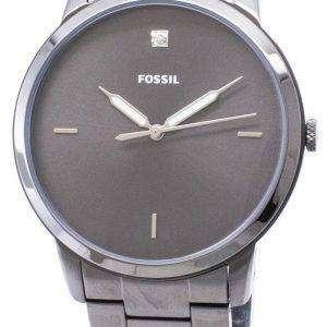 8fc484856a43 Fósil FS5456 minimalista de cuarzo analógico reloj de hombres · +. Fossil