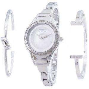Reloj Invicta Angel 26765 diamante Acentos cuarzo mujer