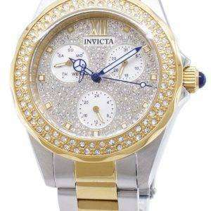 Reloj Invicta Angel 28433 diamante Acentos FeRelojes de hombreil de cuarzo analógico