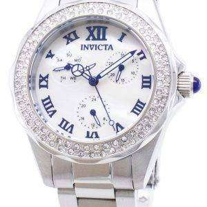 Reloj Invicta Angel 28436 diamante Acentos FeRelojes de hombreil de cuarzo analógico