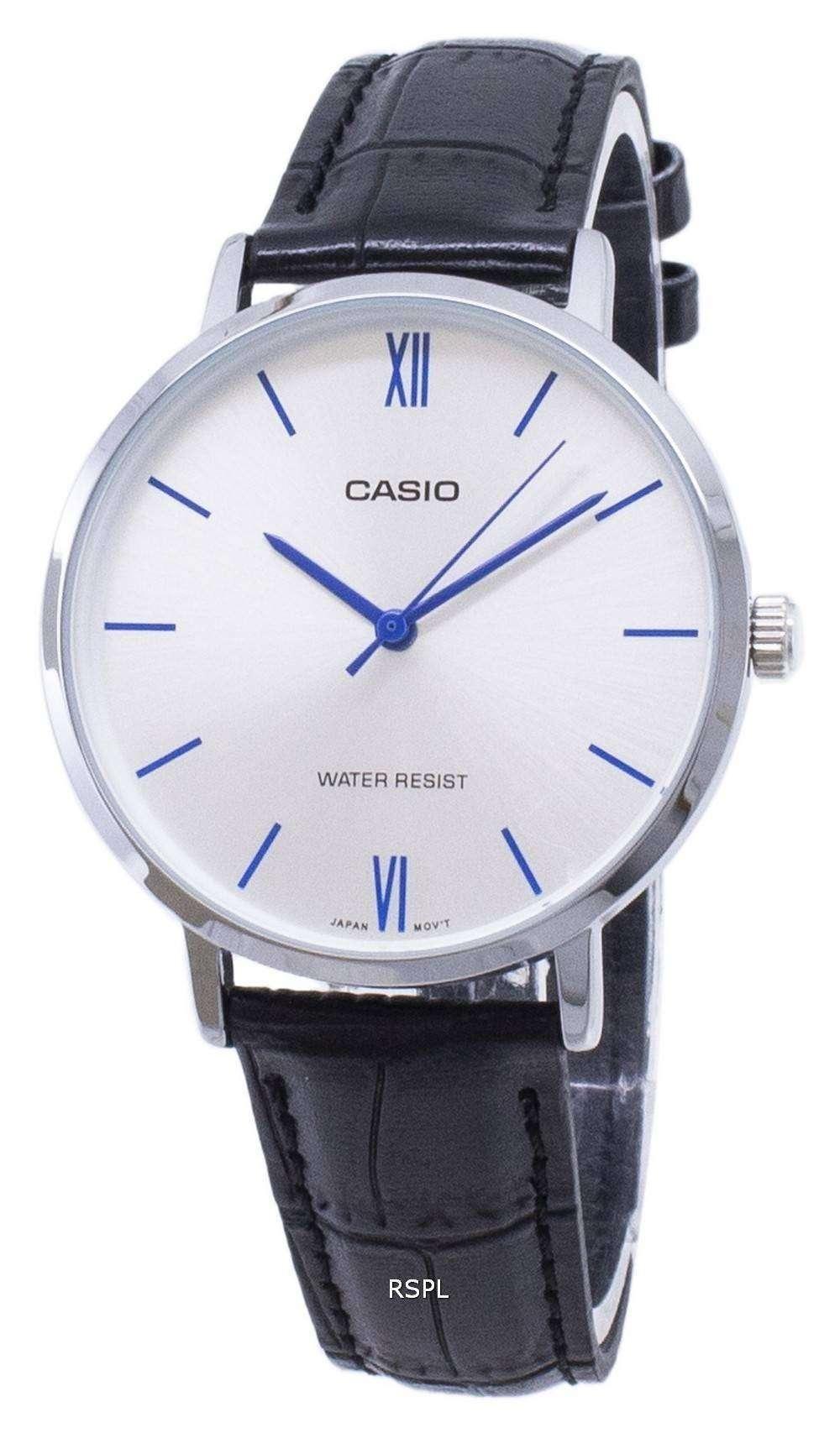 d93da1ddaf54 Reloj cuarzo Casio LTP-VT01L-7B1 analógico de la mujer - citywatches.es