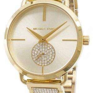 Reloj Michael Kors Portia MK3852 cuarzo analógico de la mujer
