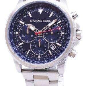 Michael Kors Cronógrafo MK8641 taquímetro de cuarzo reloj de hombres