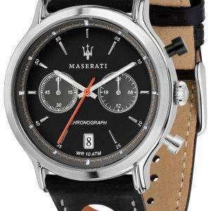 Leyenda de Maserati R8851138003 cronógrafo de cuarzo Relojes de hombre