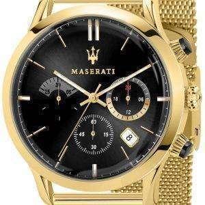Maserati Ricordo R8873633003 cuarzo analógico Relojes de hombre