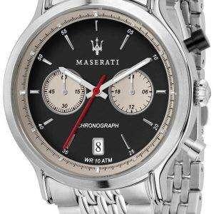 Leyenda de Maserati R8873638001 cronógrafo de cuarzo Relojes de hombre