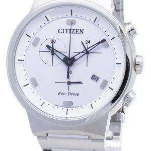 Citizen Eco-Drive AT2400-81A Cronógrafo Analog reloj de caballero