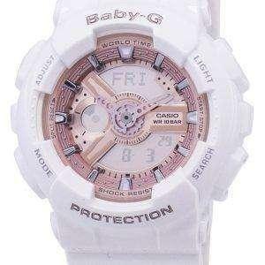 Casio Baby-G hora mundial analógica-digital BA-110-7A1 reloj de mujer
