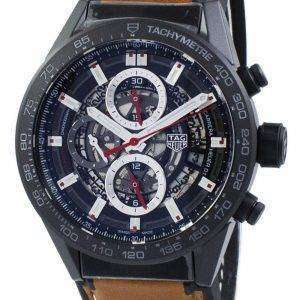 Tag Heuer Carrera Chronograph Automatic CAR2090. FT6124 reloj de caballero