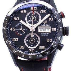 Tag Heuer Carrera CV2A81. FC6237 calibre 16 cronógrafo automático Relojes de hombre