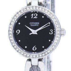 Citizen cuarzo Diamond Accent EJ6070-51E reloj de mujer