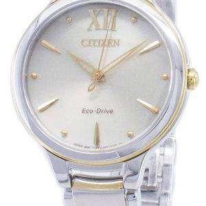 Citizen Eco-Drive EM0554-82X reloj de mujer analógico