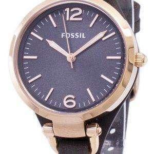 Fossil Georgia Grey dial ES3077 reloj de mujer