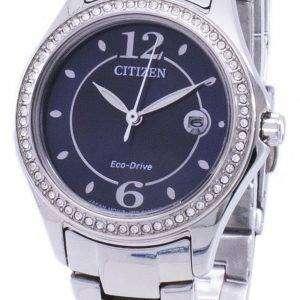 Citizen Eco-Drive diamante Accent FE1140-86L reloj de mujer