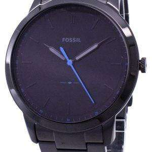 Fossil el minimalista 3H Quartz FS5308 reloj de caballero