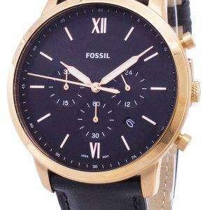Fossil neutra Cronógrafo Quartz FS5381 reloj de caballero