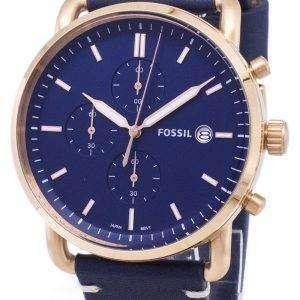 Fossil el Commuter Cronógrafo Quartz FS5404 reloj de caballero