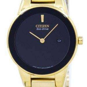 Ciudadano Axiom Eco-Drive GA1052-55E reloj de mujer