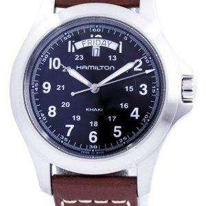 Hamilton Khaki Navy H64451533 reloj de caballero