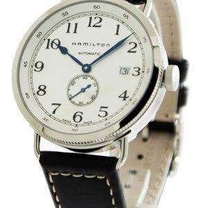 Hamilton Navy Pioneer Automatic H78465553 reloj de caballero
