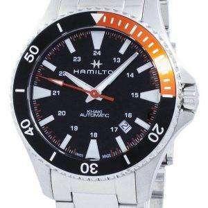 Hamilton Khaki Navy Scuba Automatic H82305131 reloj de caballero