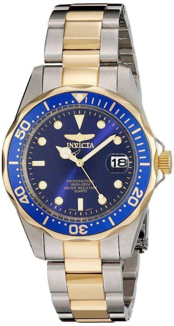 Invicta Pro Diver cuarzo Two-Tone 8935 reloj de caballero