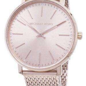 Michael Kors Pyper MK4340 Diamond Acentos cuarzo reloj de mujer