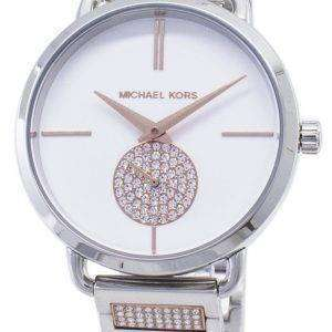 Michael Kors Portia MK4352 Diamond Acentos cuarzo reloj de mujer