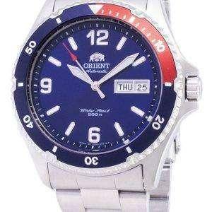 Orient Mako II SAA02009D3 Automatic 200M Japón Made reloj de caballero