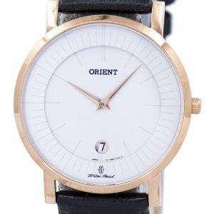 Oriente cuarzo analógico Japón Made SGW0100CW0 reloj de mujer