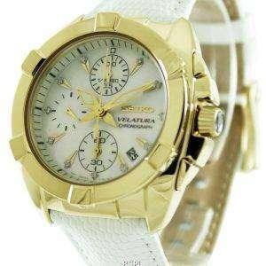 Seiko Velatura Chronograph SNDY22P1 SNDY22P reloj de mujer