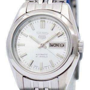 Seiko 5 automático 21 Jewels SYMA27 SYMA27K1 SYMA27K reloj de mujer