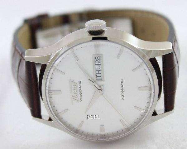 Tissot Heritage Visodate Automatic T 019.430.16.031.01 T0194301603101 reloj de caballero