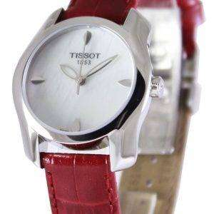Tissot T-Wave Round Quartz T 023.210.16.111.01 T0232101611101 reloj de mujer